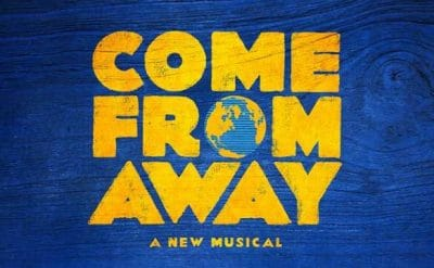 Come From Away to hit Melbourne in 2019