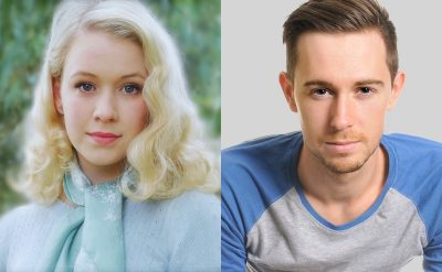 'Coffee With' Benjamin Colley and Daisy Valerio: New AussieTheatre writers confirmed for WAAPA graduate column