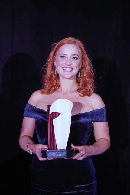 Annie Aitkin is the 2018 Rob Guest Endowment Award winner