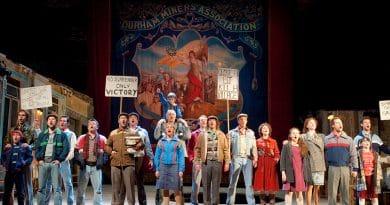 Billy Elliot Original London Production | Photo by Alastair Muir