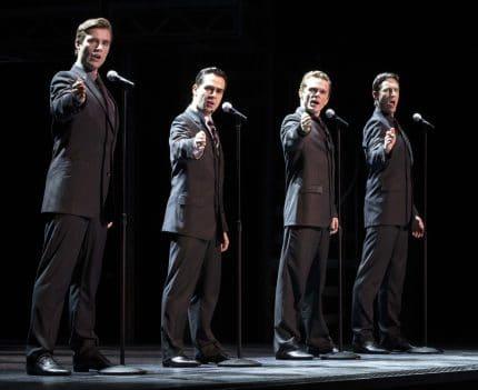 Thomas McGuane, Ryan Gonzalez, Cameron MacDonald and Glaston Toft | Photo by Jeff Busby