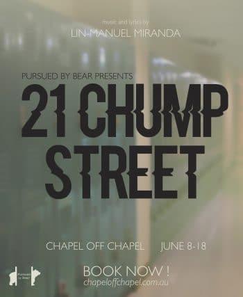 21 Chump Street - Pursued by Bear