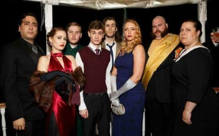 Cluedo! The Interactive Game – Anywhere Theatre