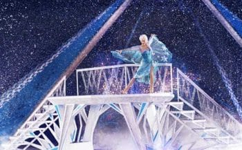 Disney on Ice presents Frozen. Image supplied.