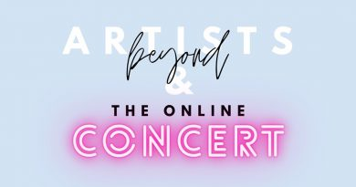 Artists & Beyond: The Online Concert to stream on Facebook