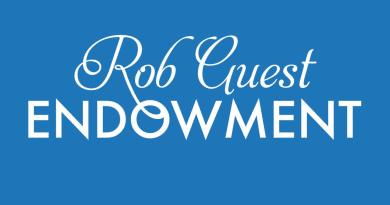 Rob Guest Endowment announces cancellation of 2020 Scholarship
