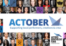 Actors Benevolent announces ACTober