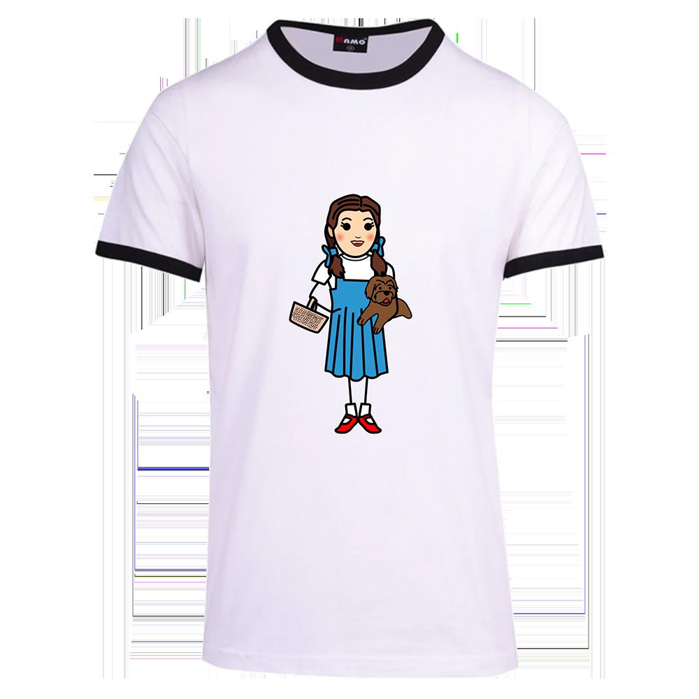 Dorothy Black Rimmed Unisex T-Shirt
