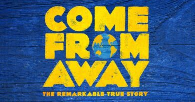 Global hit musical COME FROM AWAY announces Brisbane season