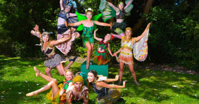TINKERBELL AND THE DREAM FAIRIES to take the kids on a musical adventure