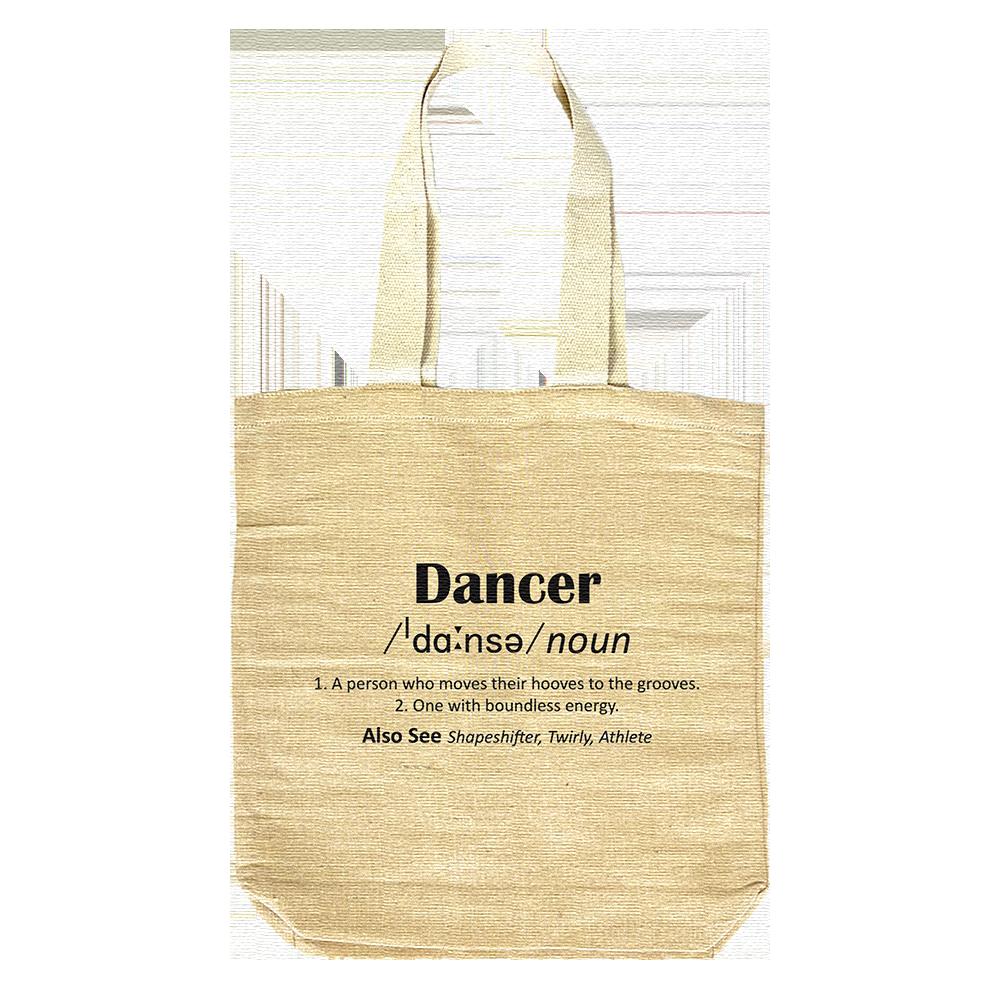 Dancer Eco-Tote Bag