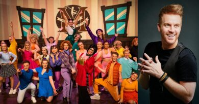 Interview with Tim O'Connor, Writer and Director of Misfits School of Arts.
