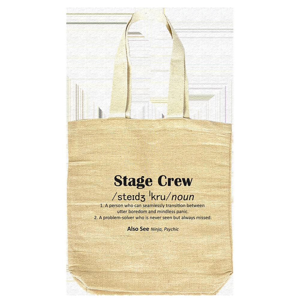 Stage Crew Eco-Tote Bag