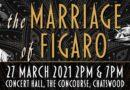 Pocket-Size Opera THE MARRIAGE OF FIGARO showcases stars of the future Pacific Opera with Willoughby Symphony Orchestra