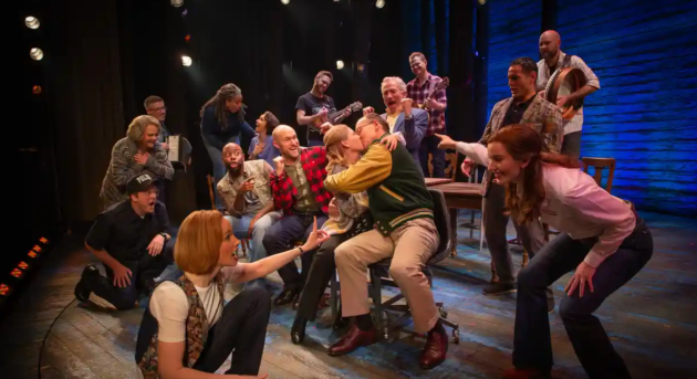Join us for a COME FROM AWAY Deep Dive