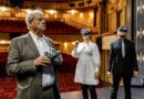 Australian theatre first: LIVE VR stream of Macbeth, by Bruce Beresford
