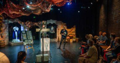 Explore behind the scenes at WAAPA