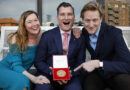 David McAllister AM awarded the RAD's Queen Elizabeth II Coronation Award