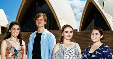 $20 tickets for high school students to see Handa Opera on Sydney Harbour