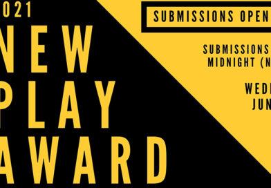 Australian Theatre Festival NYC 2021 New Play Award