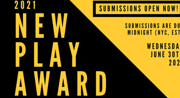 Australian Theatre Festival NYC 2021 New Play Award