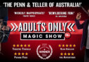ADULTS ONLY MAGIC SHOW coming to Melbourne Magic Festival