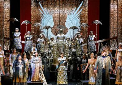 Baritone Michael Honeyman on Opera Australia's AIDA