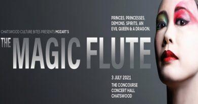 POCKET-SIZE THE MAGIC FLUTE