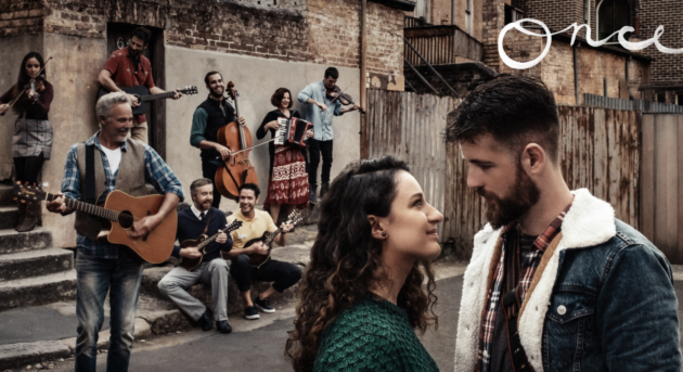 Darlinghurst Theatre Company's ONCE to tour to Melbourne in September