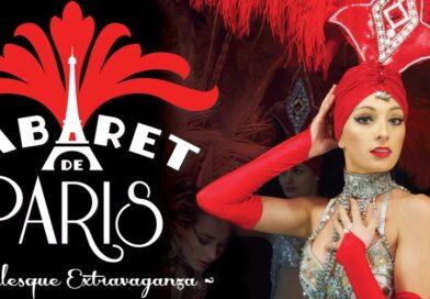 CABARET DE PARIS – Starring Rhonda Buchmore
