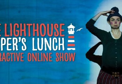 Riverside Theatres Digital presents: THE LIGHTHOUSE KEEPER'S LUNCH