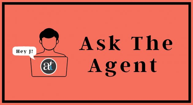Hey J! Ask the Agent: Me, me, media.