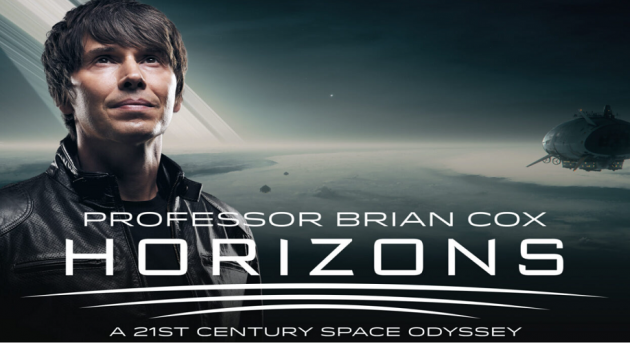 Professor Brian Coz in HORIZONS – A 21ST CENTURY SPACE ODYSSEY