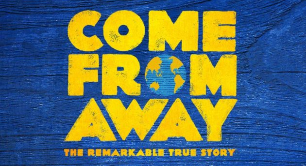 Australian production of COME FROM AWAY preparing to reopen in Sydney