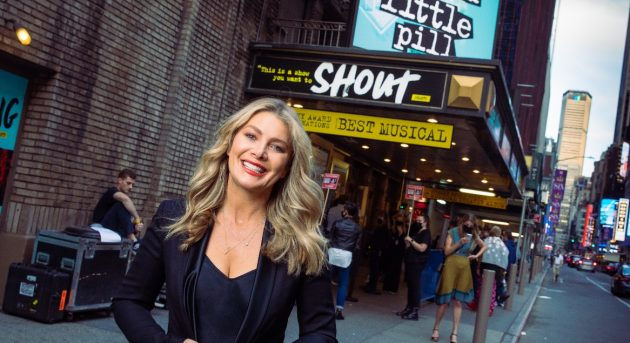 Natalie Bassingthwaighte to star in the Australian production of JAGGED LITTLE PILL