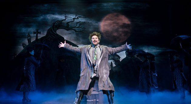 BEETLEJUICE is returning to Broadway!