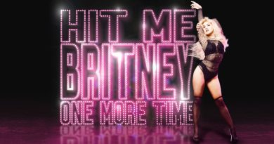 Queensland stage star Kirby Lunn in a celebration of Britney Spears!