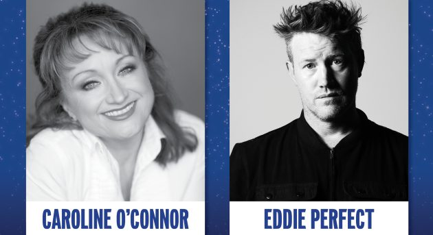 Caroline O'Connor and Eddie Perfect Announced in 9 TO 5 THE MUSICAL