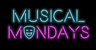 Musical Mondays #43