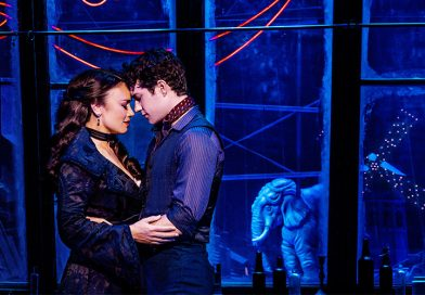 MOULIN ROUGE! THE MUSICAL starts performances November 12