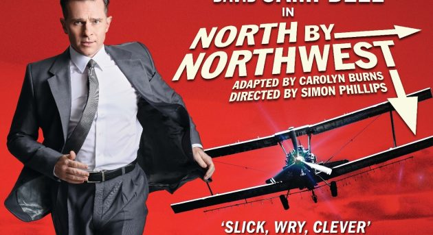 David Campbell to star in NORTH BY NORTHWEST at Sydney Lyric Theatre